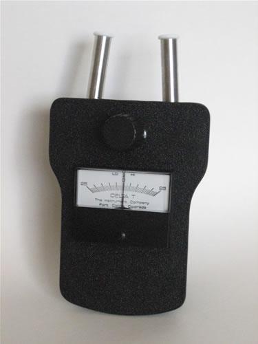 Differential temperature Chiropractic instrument - Delta-T